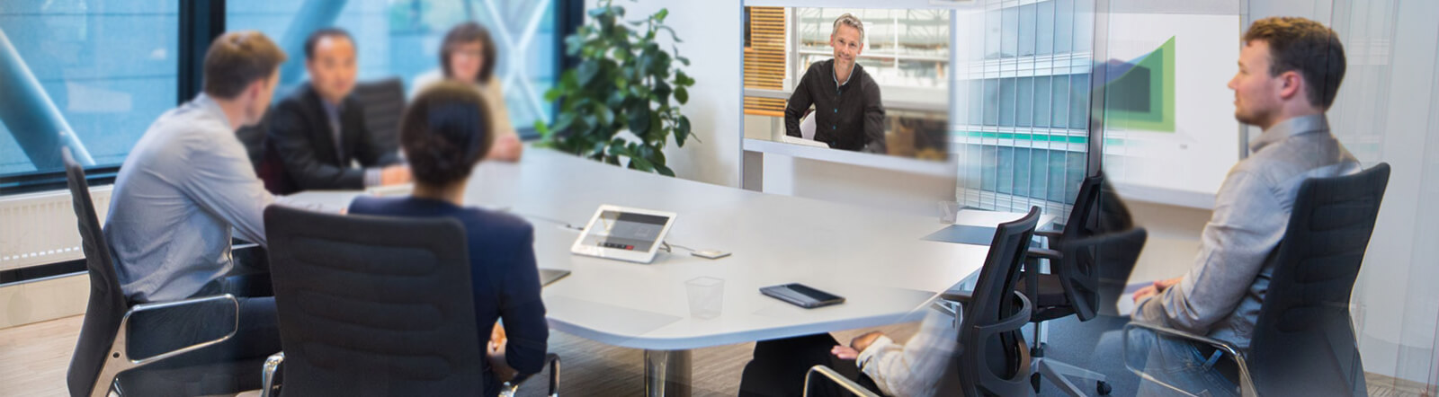 Smart video conferencing