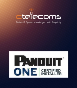 Ctelecoms Now Silver Panduit Certified Installer (PCI)