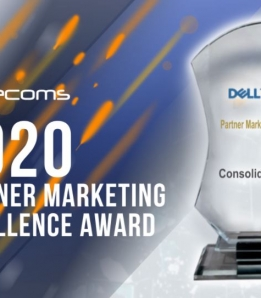 Ctelecoms Wins Dell Technologies Partner Marketing Excellence Award