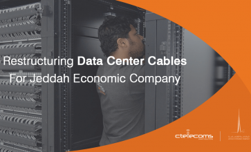Jeddah Economic Company Restructures Its Datacenter ...
