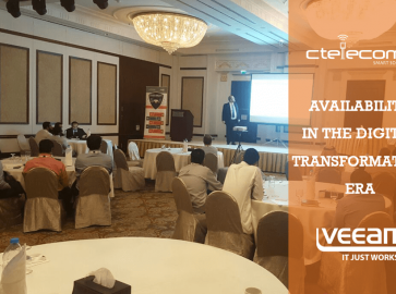 Availability in the Digital Transformation Era | Ctelecoms Events