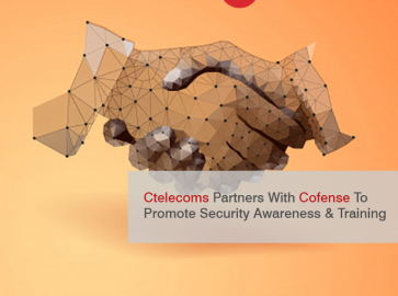 Ctelecoms Partners With Cofense To Promote Security Awareness & Training