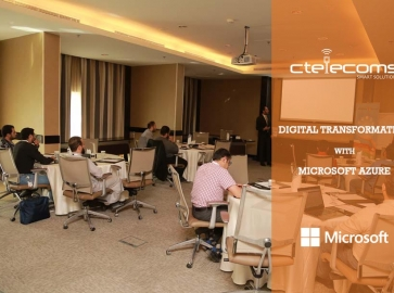 Ctelecoms Holds a dedicated event for Microsoft Azure!
