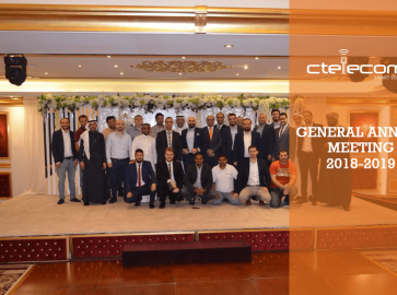 Ctelecoms Holds General Annual Meeting for 2018-2019 With Great Success