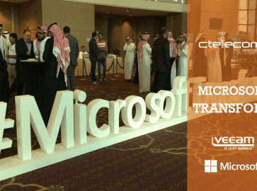 Microsoft Transform Event