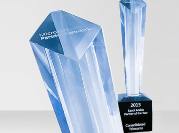 Microsoft 2015 Country Partner of the Year Award goes to Ctelecoms!