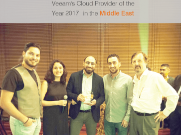 Ctelecoms is Cloud Provider of the Year 2017 in the Middle East