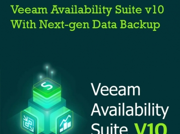 Veeam Releases NEW Veeam Availability Suite v10 With Next-gen Data Backup
