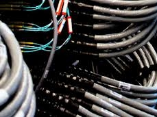Cabling termination, testing