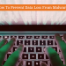 How_To_Prevent_Data_Loss_From_Malware